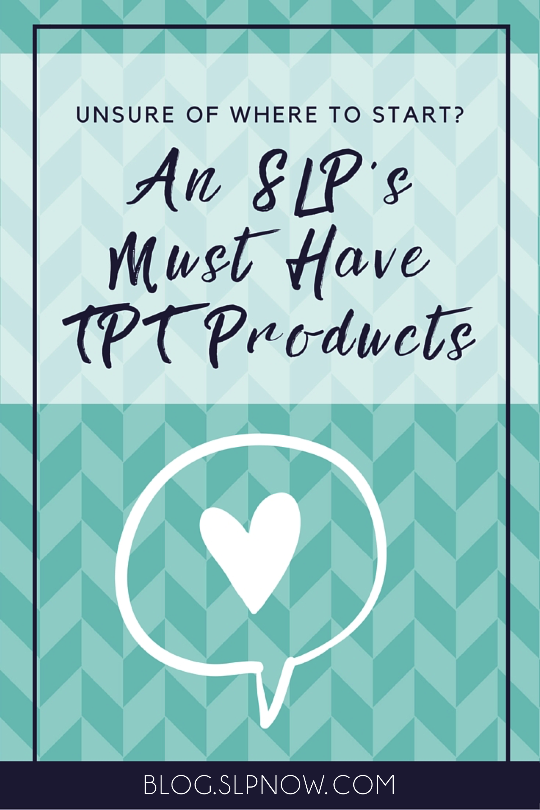 Do you want to know what my favorite Teachers Pay Teachers products are for SLPs? I've compiled a list of 10 paid products created by other SLPs and sold on Teachers Pay Teachers. I've used all 10 of them myself and think they're absolutely wonderful, so check them out!