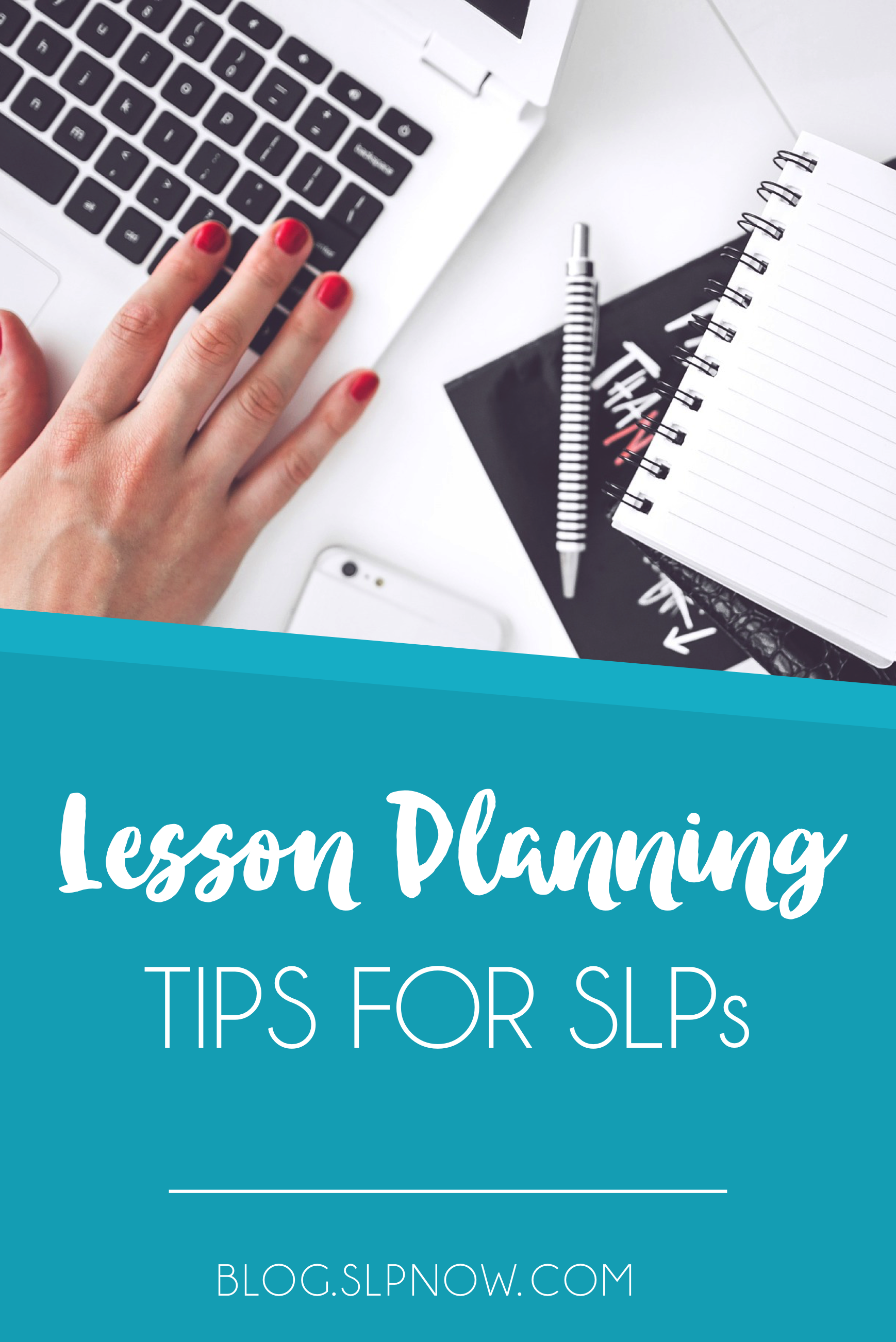 Teachers are the only educational professionals who need to create lesson plans - SLPs do, too! Do you want to make lesson planning easier on yourself? Join me for a FREE email series that will load you up with lesson planning tips and resources!
