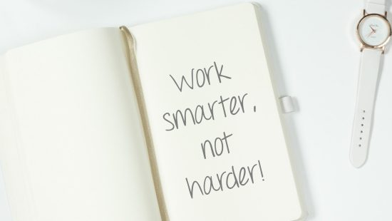 SLP overwhelm? Check out this post for some ideas on how to work smarter, not harder!