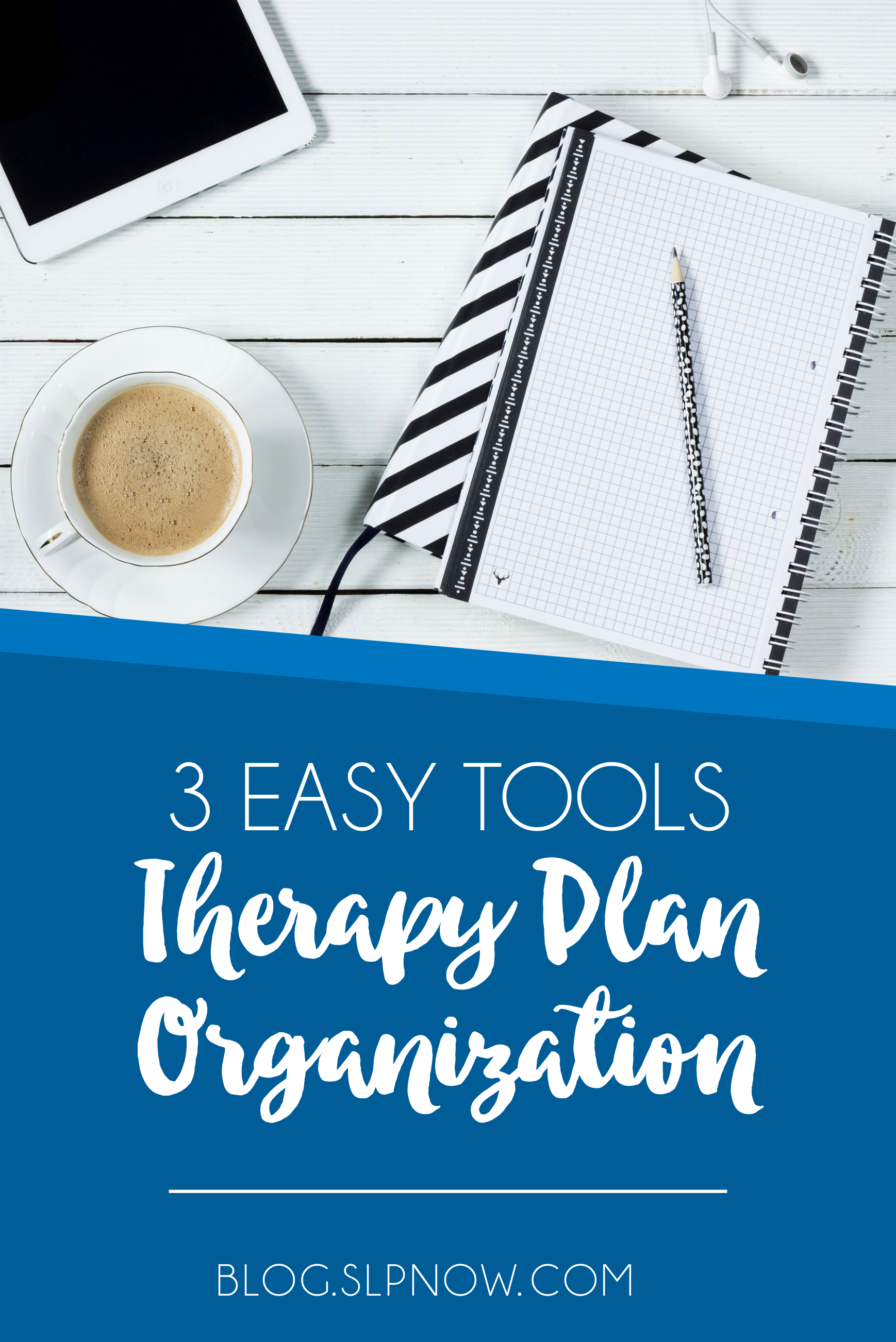 It's hard to stay organized in your speech therapy room - trust me, I know! That's why I'm sharing my top three tools that I use for lesson plan organization so that I'm never without the materials that I need at any given time. Learn what all three of them are in this post!
