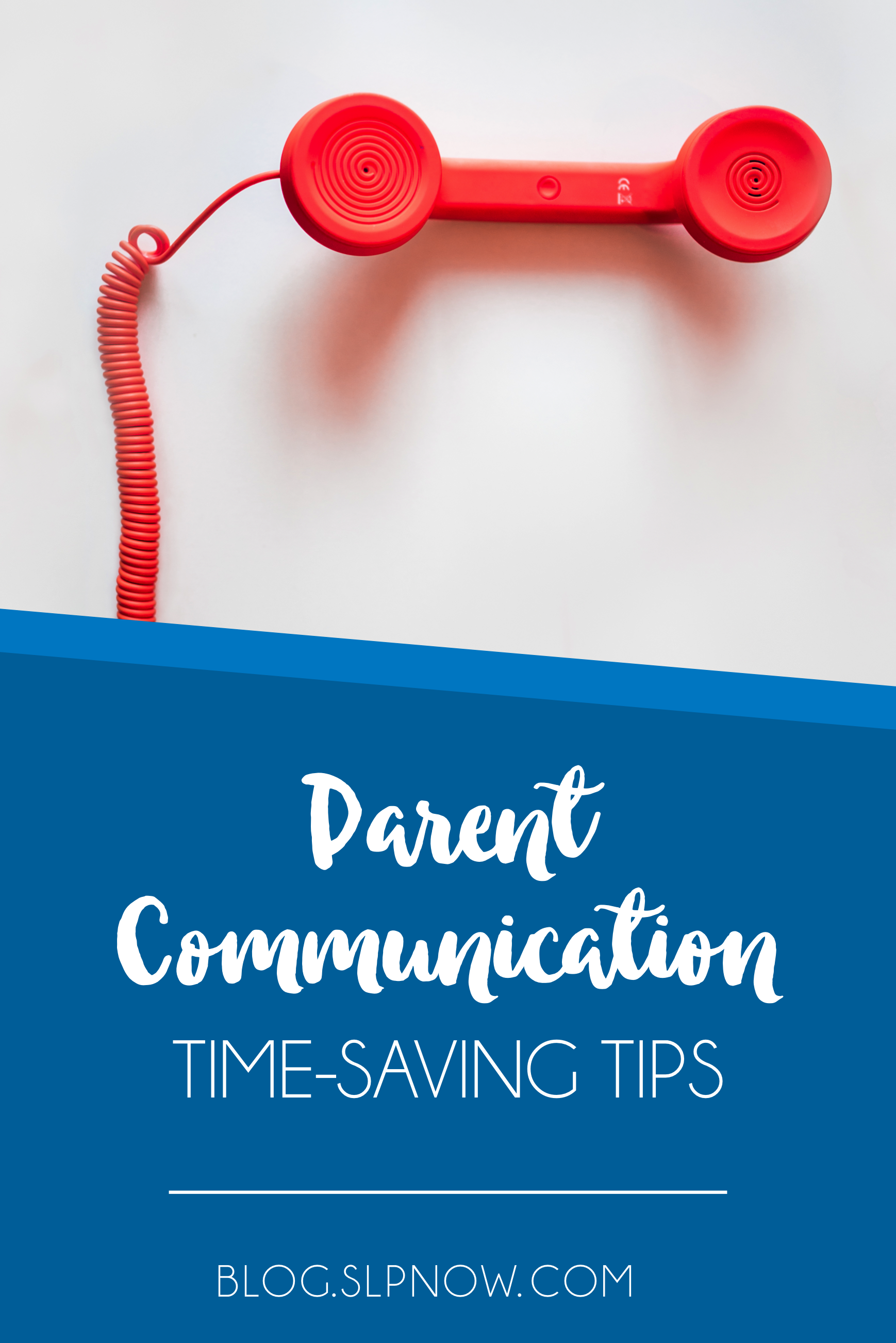 Parent communication can be a beast for anyone working in a school, but for SLPs it can be especially tricky because of our large caseloads. I share four time-saving tips in this blog post, as well as a link to a freebie that will help you get - and stay - organized. Get all of the details and the freebie inside!