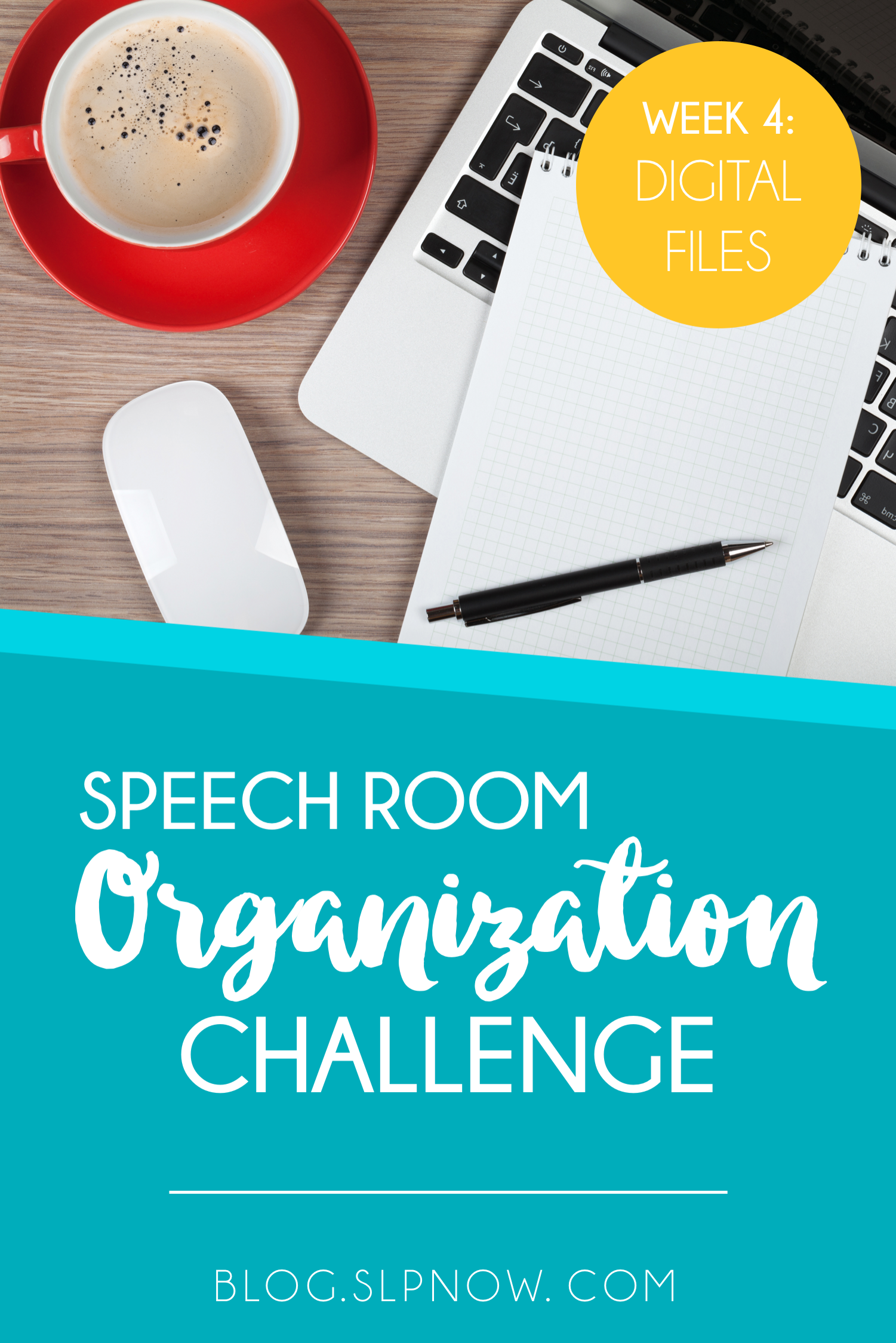 With a growing push to go paperless in schools everywhere, we SLPs need to organize our digital speech therapy materials! This blog post details all the ways SLPs can use Google Drive for digital speech therapy organization, so click through to read more!
