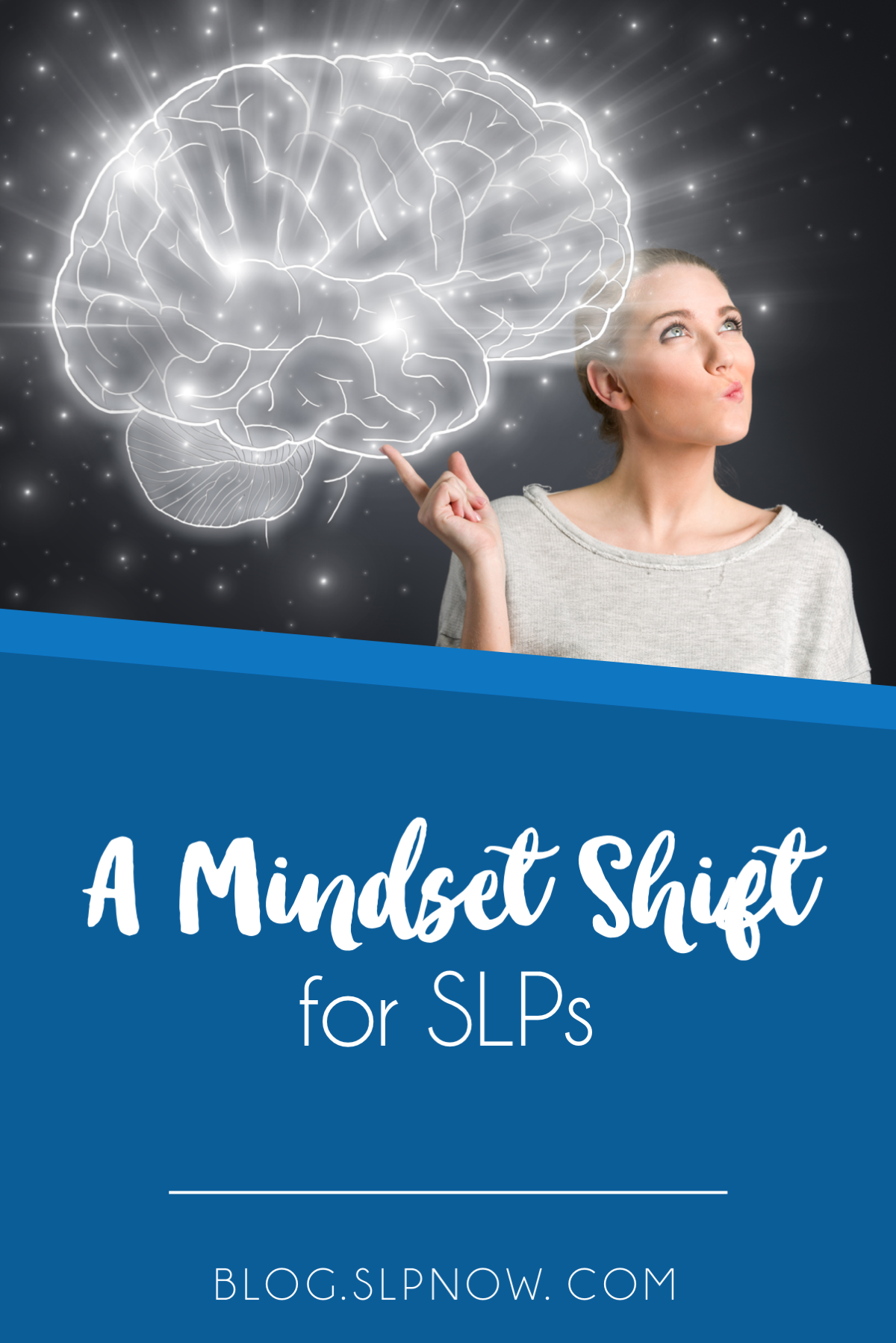 Working in any aspect of the field of education is extremely challenging, including working as an SLP. We know that SLPs also can feel burned out, exhausted, and without support. However, when you feel the urge to complain, consider trying to this mindset shift trick to see how it helps you.