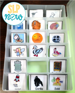 Every SLP has a ton of resources - especially resources from TPT! Therefore, we all need great ways to organize our speech room. I've shared seven of my favorite tools that help me organize all of my TPT resources that I use in my speech instruction! Check them out inside this post.