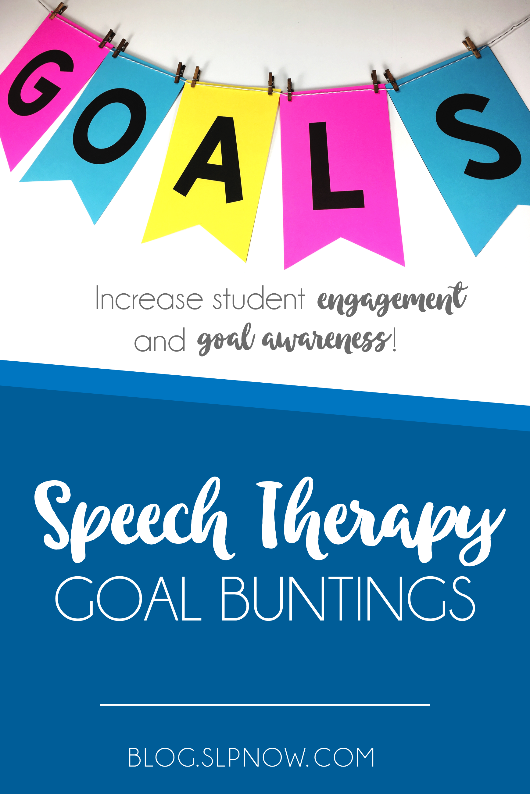 We want students to be invested in their goals, obviously. This short post describes exactly want I did to increase students' goal awareness and to make them feel not only more excited about their goals but also more responsible and accountable for them. Read the details inside!