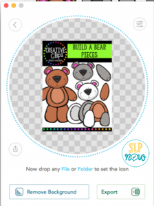 The TPT seller's obsession with clip art is almost bad as the obsession with fonts, am I right?! I share an amazing app that allows you to convert TPT product covers into icons for your computer to help you improve your digital organization. I share the steps on how to do it, too, so click through to get all the details!