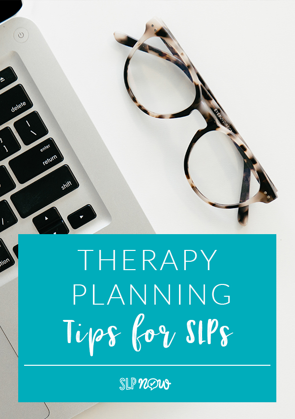Wondering how to make fun, engaging, AND effective speech therapy lesson plans week after week? Join this SLP for some lesson planning tips and resources!