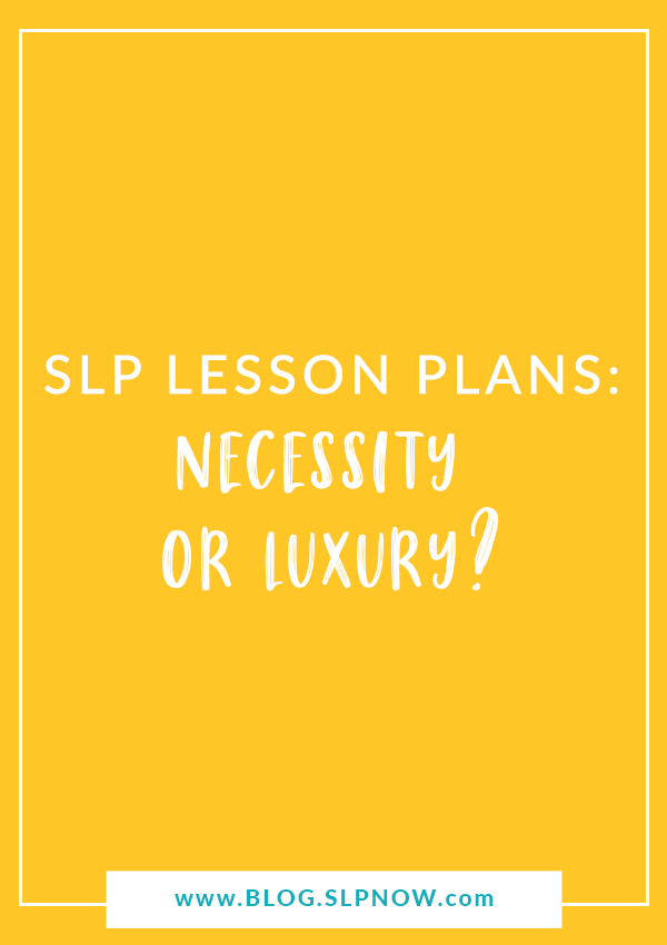 Therapy planning overwhelm? It's so easy to just stop planning and wing our speech therapy sessions, but this is arguably one of the most important parts of our job! Let's chat about the challenges and possible solutions for SLPs!