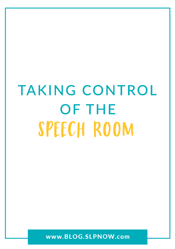 SLPs and teachers have a tendency to be hoarders, am I right? This guest post, by Sarah from SLP Toolkit, is all about taking control of the speech room by managing your materials. She shares some great organizational tips. Click through to read all of her suggestions!