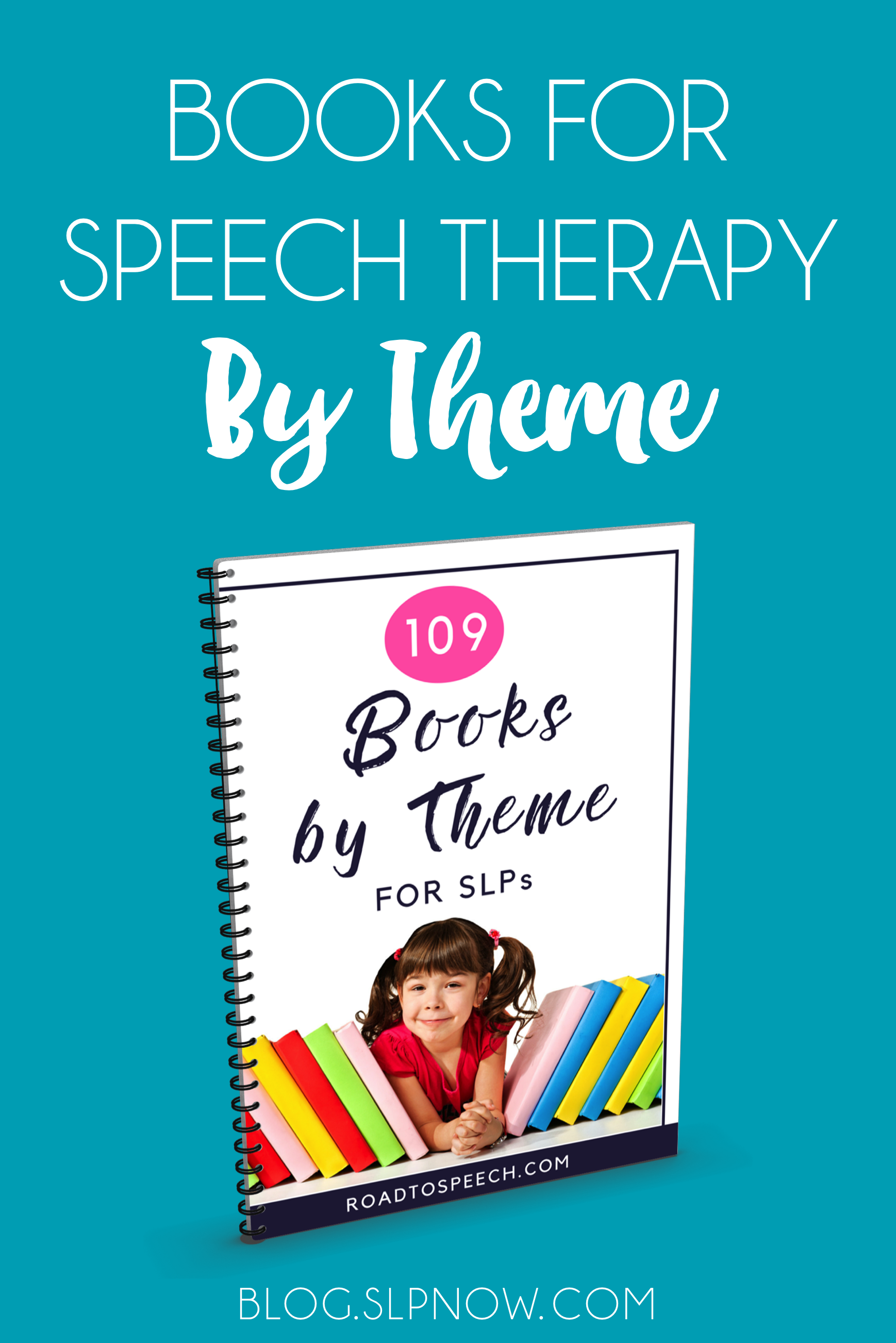 Are you looking for new books to add to your library in your therapy room? I've created a list of 109 recommended books, which I've sorted by theme. To find out what all is on this books by theme list, click through to this blog post!