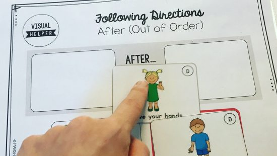 Struggling with those following directions goals? Of course, Johnny can follow 2-step directions in the therapy room with 80% accuracy, but why does his teacher say he can't follow ANY directions?! Let's talk about some strategies to facilitate generalization and promote student success with this skill in speech therapy!