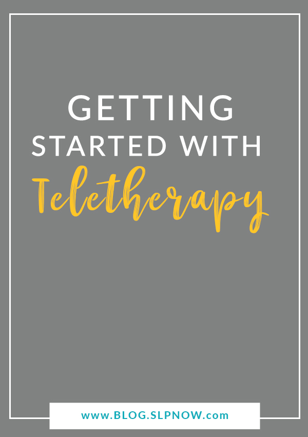 Wondering about teletherapy? Click through to find answers to your FAQs! A teletherapist shares her experience in a Facebook Live interview.