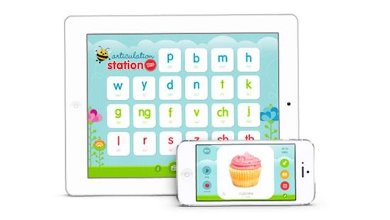 Articulation Station is my favorite articulation app. It makes it easy to implement fun and engaging therapy. Click through to see how this SLP uses Articulation Station to target a variety of speech AND language goals!