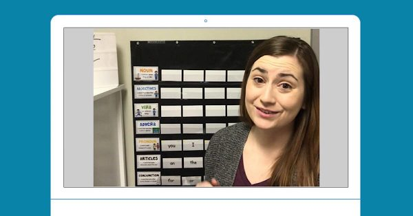 How can I possibly target all of my students' goal in one speech therapy session? Check out how this SLP uses a pocket chart to target a variety of goals. Perfect for SLPs who are trying to make the most of mixed groups while using literacy-based therapy.