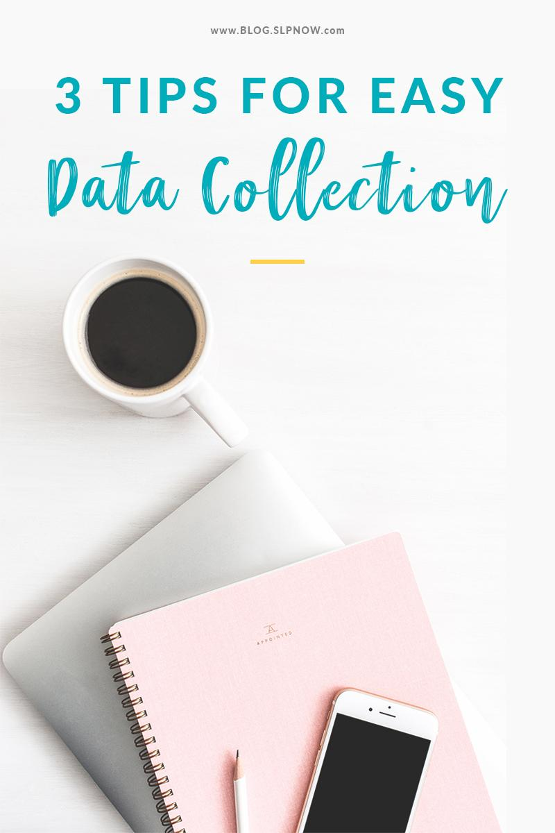 Struggling to take data in mixed groups? Check out this blog post for some tips and freebies to reduce the overwhelm and streamline your data collection!