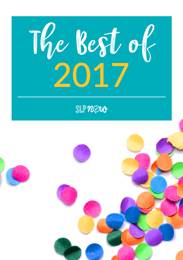 Been a reader of SLP Now for a while? We're so glad you're here, and we want to share which posts came in as our Best of 2017! Click through to find out our top five most popular posts and see if any of them were your favorites, too!