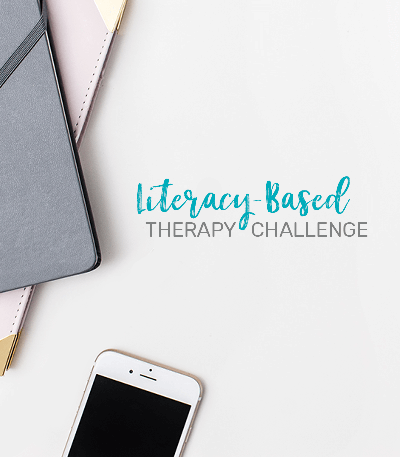 literacy-based-therapy-challenge