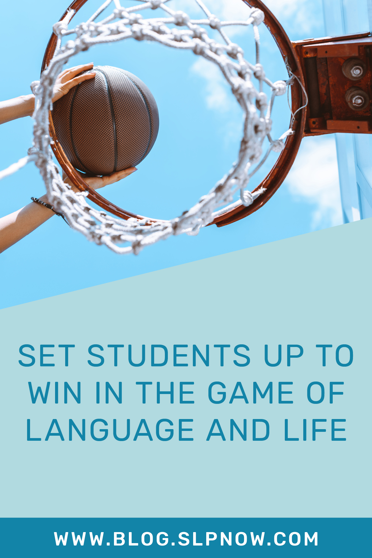 We practice a lot of skills and strategies in speech therapy sessions, but is what we're doing with our speech students really setting them up for success in the game of language and life? In this blog post, I explore an analogy for SLPs to consider, one that makes an argument for a contextualized approach to literacy-based therapy. Click through to read the post!