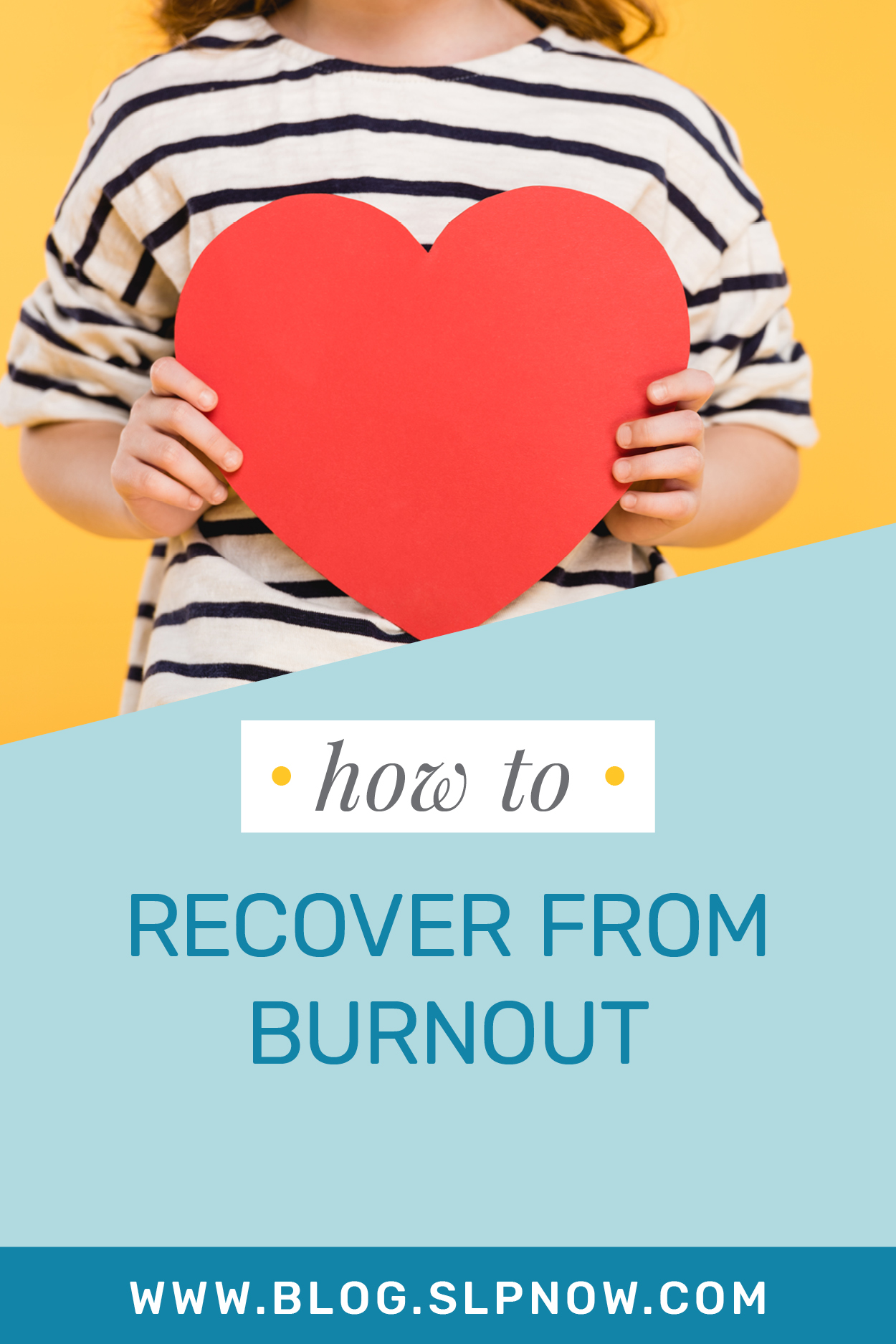 As SLPs, we have very busy jobs, and it's easy to fall into overwhelm and burnout. We have large caseloads, tons of different speech and language skills to target, and a variety of different ages of students to work with. It's understandable to get burned out! In this blog, I'm sharing actionable tips for recovering from burnout, so click through to get these tips.