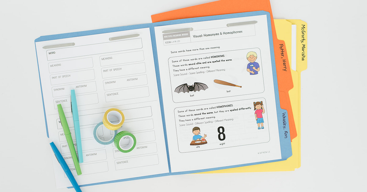In this week's podcast episode, Marisha reviews the evidence related to the assessment and treatment of multiple meaning words, with the goal of supporting students' vocabulary acquisition and literacy skills. Participants will be given practical demonstrations and tips for application throughout the course that they can implement with their caseloads, to help their students achieve meaningful and effective therapeutic outcomes.