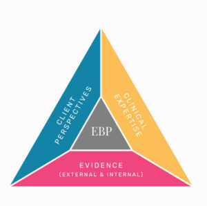 In this episode of the SLP Now podcast, Marisha and Monica share a quick review of evidence based practice.